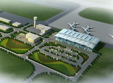 贵州毕节飞雄机场建设项目