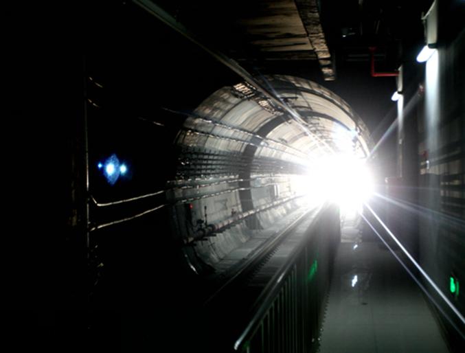 成都地铁四号线二期工程