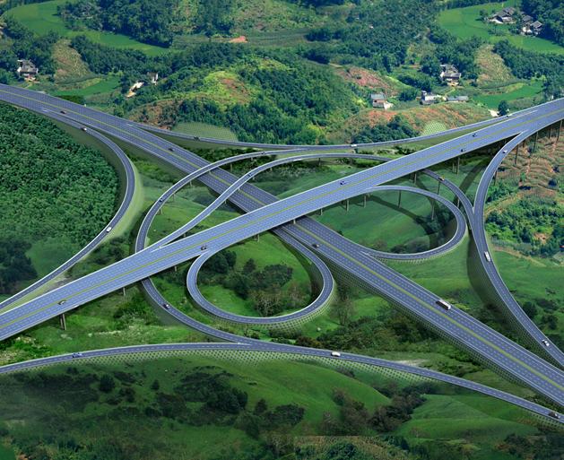 成都绕城第二高速公路 东段项目