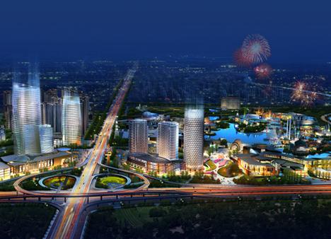 华侨城项目
