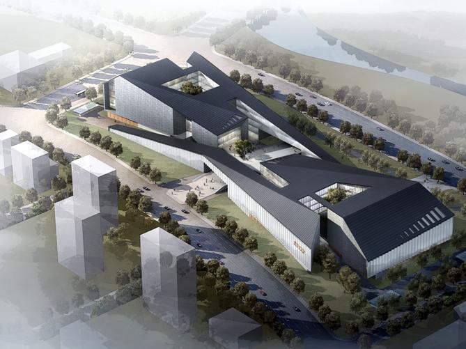 成都美术馆、成都图书馆新馆概念策划方案征集项目