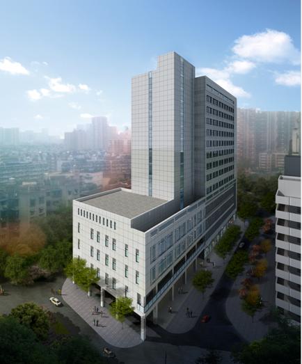 核工业四一六医院住院综合楼建设项目