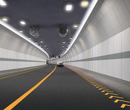 夹江县S307线千佛岩隧道工程