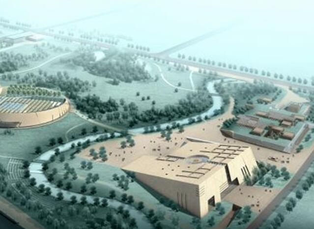 金沙遗址博物馆工程