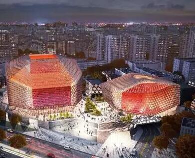 成都城市音乐厅项目