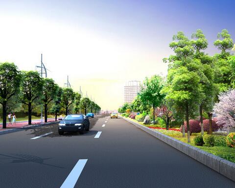 成都天府新区直管区重点发展区域道路、生态及公建配套基础设施项目及直管区2016年第四批项目