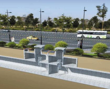 天府新区核心区综合管廊及市政道路工程