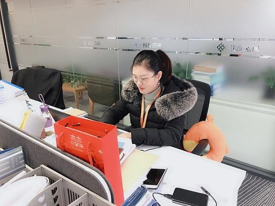 人物专访 | 周春娇——今生是第一次